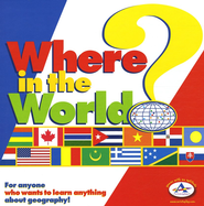 Where in the World? Board Game   -