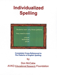 Individualized Spelling  -     By: Don McCabe