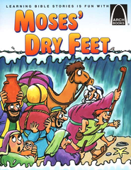 Arch Books Bible Stories: Moses' Dry Feet   -