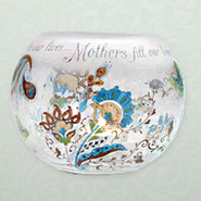 Mother's Fill Our Lives Candle Holder  -