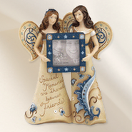 Special Moments Shared Photo Frame Angels  -