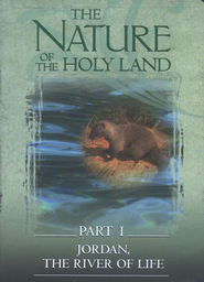 The Nature of the Holy Land (3 DVD Set)   -