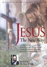 Jesus: The New Way, DVD Curriculum   -              By: N.T. Wright