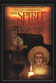 The Spirit of Assisi, DVD   -