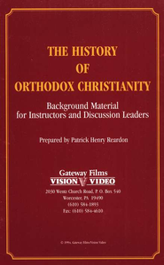 The History of Orthodox Christianity -DVD   -