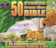 50 Stories from the Bible, 3-CD Set   -