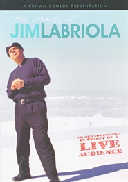 Jim Labriola Live! DVD   -     By: Jim Labriola