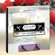Tea Lights Wild Berries, 9 Pack  -