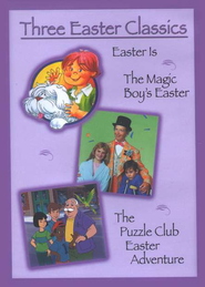 Three Easter Classics, DVD   -
