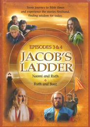 Jacob's Ladder, Episodes 3 & 4: Naomi and Ruth/Ruth and Boaz, DVD    -