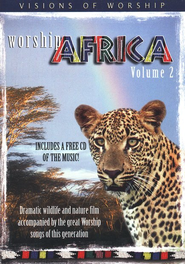 Worship Africa DVD & Audio CD, Volume 2   -