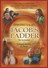 Jacob's Ladder, Episodes 5-7: The Invitation / Samuel's Destiny,  DVD  -