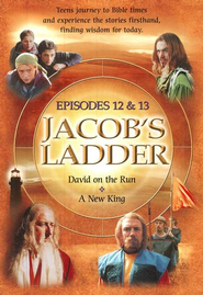 Jacob's Ladder, Episodes 12 & 13: David on the Run /  A New King, DVD  -