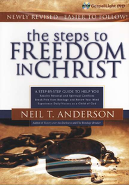 The Steps to Freedom in Christ, DVD   -     By: Neil T. Anderson