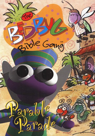 The Bedbug Bible Gang: Parable Parade, DVD    -