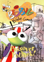 The Bedbug Bible Gang ®: Passover Potluck! DVD   -