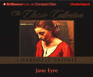 Jane Eyre - audiobook on CD   -     Narrated By: Susan Ericksen     By: Charlotte Bronte