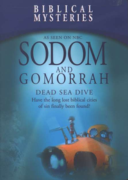 Sodom and Gomorrah: Dead Sea Dive, DVD   -
