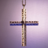 Handel's Messiah Cross Pendant   -