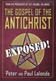 The Gospel of the Antichrist: Exposed! DVD   -     By: Peter LaLonde, Paul LaLonde