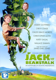 Jack and the Beanstalk, DVD   -