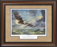 Wait and See Framed Print  -     By: Jack E. Dawson