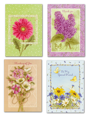 Blessings of Nature All Occasion Cards, Box of 12   -              By: Jane Shasly