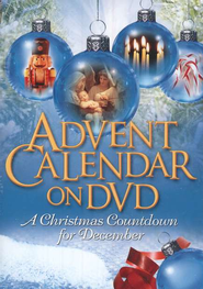 Advent Calendar on DVD   -