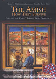The Amish: How They Survive, DVD   -