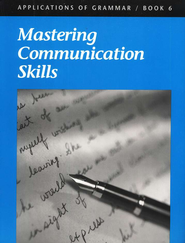Applications of Grammar Book 6: Mastering Communication Skills   -     By: Annie Lee Sloan