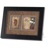 Full Armor of God Framed Art  -