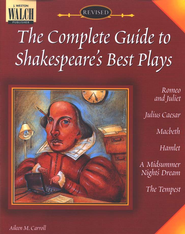 The Complete Guide to Shakespeare's Best Plays   -     By: Aileen M. Carroll