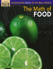 Integrating Math In The Real World: The Math Of Food   -     By: Susan Guengerich, Hope Martin