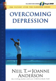 Overcoming Depression DVD  -     By: Neil T. Anderson, Joanne Anderson