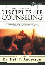 Freedom in Christ Discipleship Counseling DVD  -     By: Neil T. Anderson
