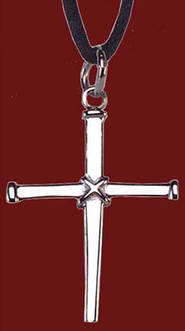 Stainless Steel Nail Cross  -