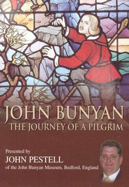John Bunyan: Journey of a Pilgrim, DVD   -