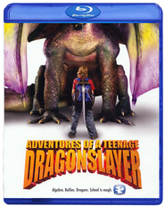 Adventures Of a Teenage Dragon Slayer, Blu-ray   -