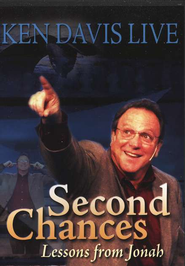 Ken Davis Live: Second Chances, DVD   -     By: Ken Davis