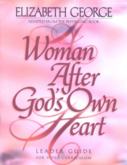 A Woman After God's Own Heart, Leader's Guide  - Slightly Imperfect  -