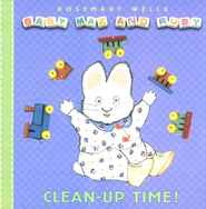 Clean Up Time  -              By: Rosemary Wells