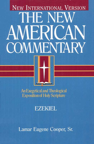 Ezekiel: New American Commentary [NAC]   -     By: Lamar Eugene Cooper