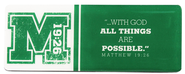 With God All Things Are Possible Magnet  -