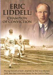 Eric Liddell: Champion of Conviction DVD  -
