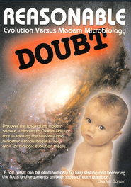 Reasonable Doubt: Evolution Versus Modern Microbiology DVD  -