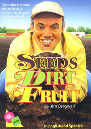 Seeds Dirt Fruit, DVD   -
