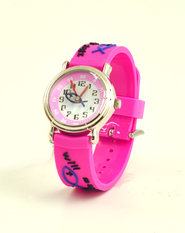 Fishers of Men Child's Watch, Pink  -