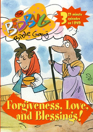 The Bedbug Bible Gang: Forgiveness, Love, and Blessings! DVD   -
