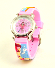 Parting the Red Sea Child's Watch, Pink  -