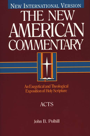 Acts: New American Commentary [NAC]   -     By: John B. Polhill